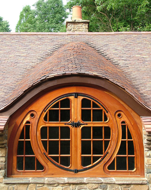 Hobbit window