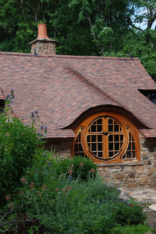 A Hobbit House {If I Lived Here}