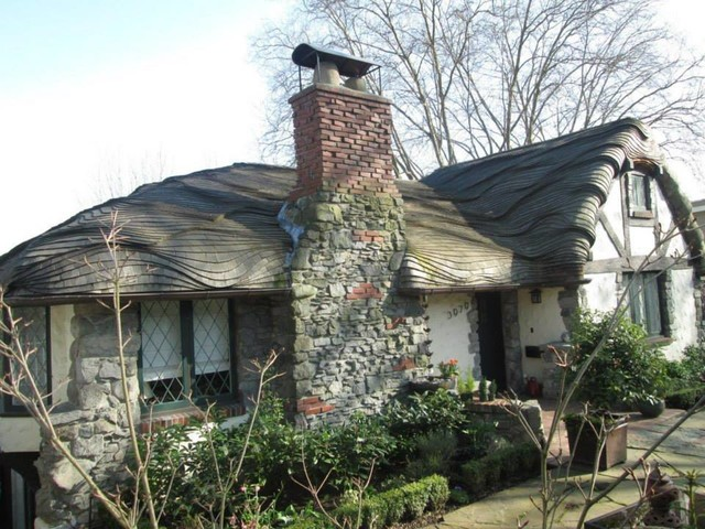 Hobbit House In Vancouver Bc Eclectic Exterior Vancouver By