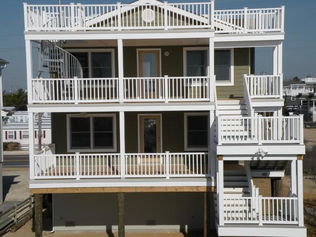 Holgate, Long Beach Island NJ traditional-exterior
