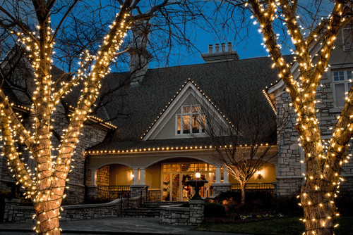 Holiday Lighting 2014
