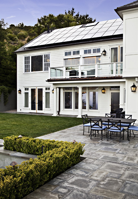 Hollywood Hills exterior traditional-exterior
