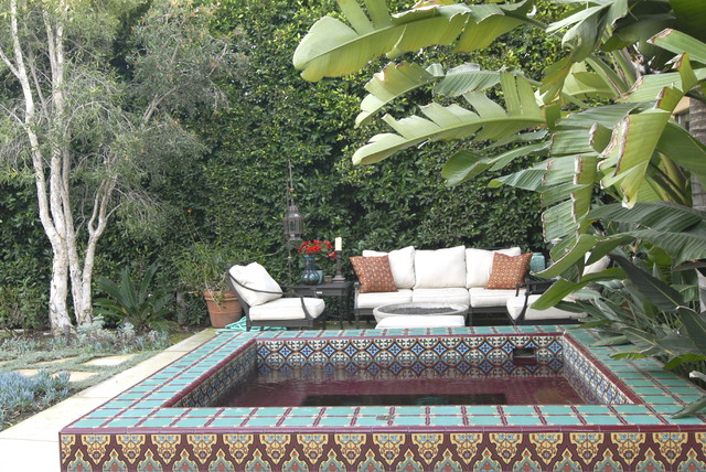 hollywood spanish colonial restoration