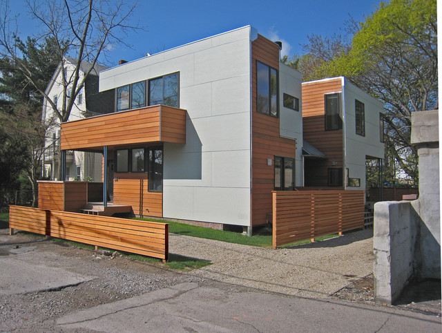 Holworthy Place Contemporary Exterior Boston By Boehm Architecture