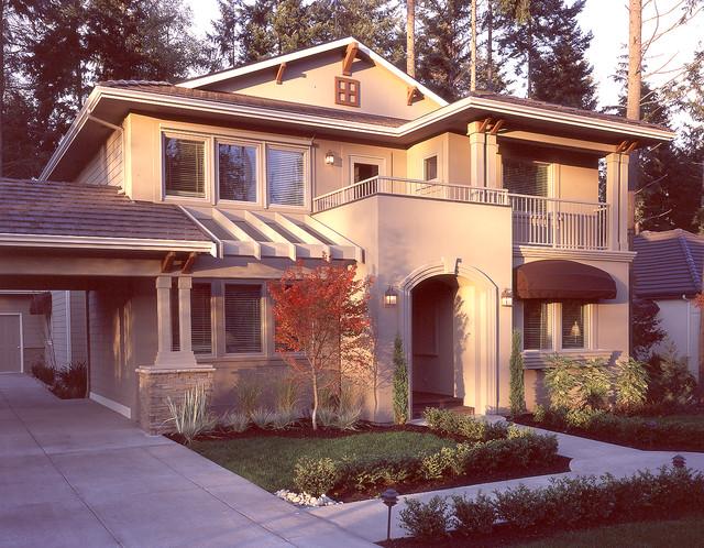 Home 2000 contemporary-exterior