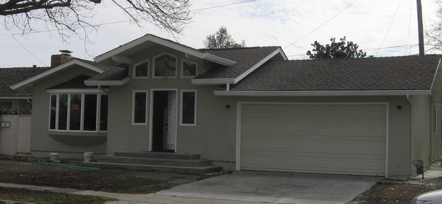 Home Addition in Sunnyvale traditional-exterior