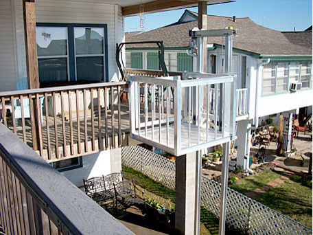 Home Cargo Lifts Aluminum And Stainless Steel