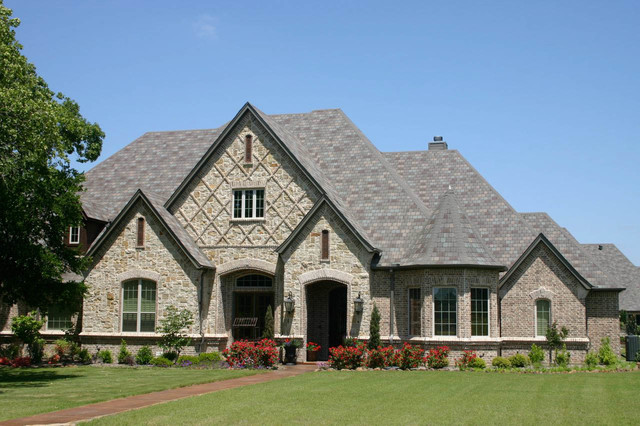 Front Elevation Traditional : French country front elevations luxury homes joy studio