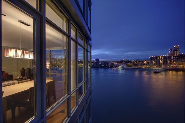 Home exteriors contemporary-exterior
