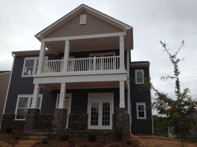 Home Traditional Exterior Charlotte