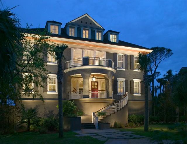 ... - Exterior - charleston - by Buffington Homes South Carolina