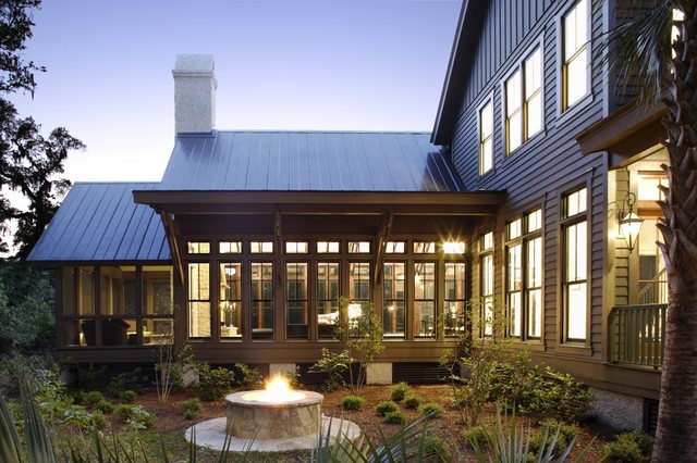 Home of the Year rustic-exterior