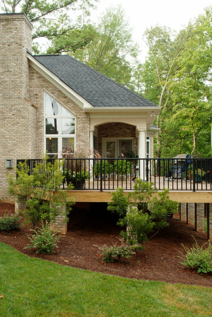 Home portfolio traditional exterior other by for Waddell custom homes