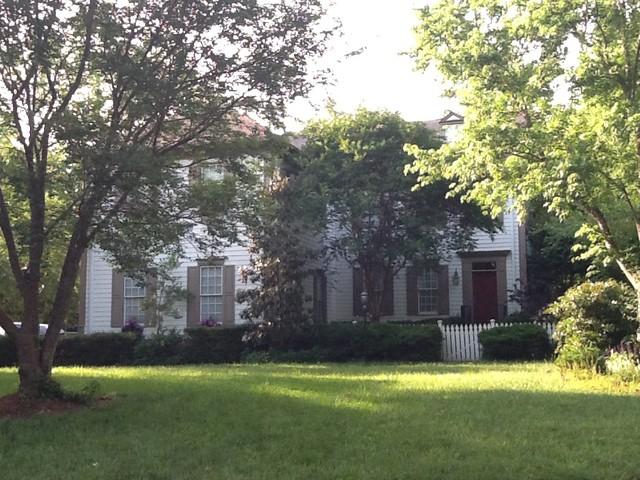 Homes built around Chapel Hill, North Carolina traditional-exterior