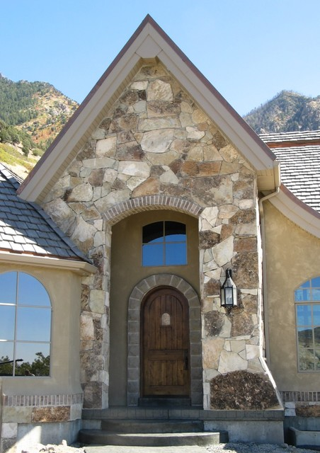 Homes built by Cameo Homes Inc. in Utah traditional-exterior