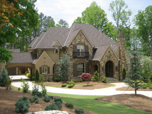 Homes Built In The River Club Suwanee