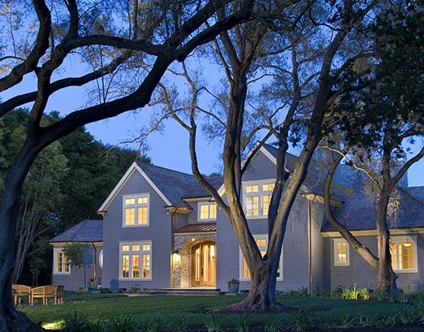 Homes by James Witt traditional-exterior