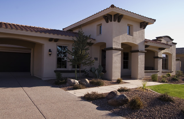 Homes Mediterranean Exterior Other By Gecko Roofing
