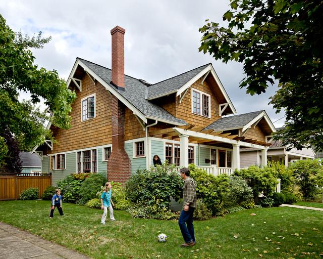 Homes Portfolio Traditional Exterior Portland By