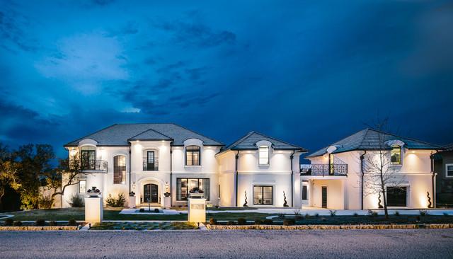 Homes Portfolio mediterranean-exterior
