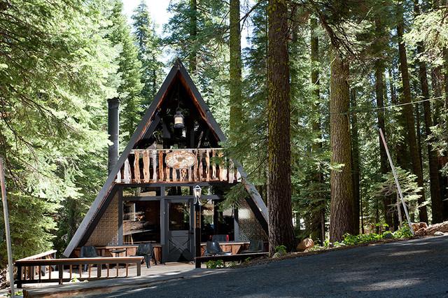 A-frame Cabin | Houzz