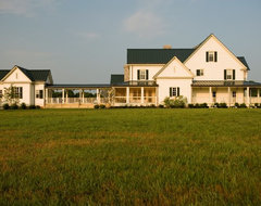 Horse Farm traditional exterior
