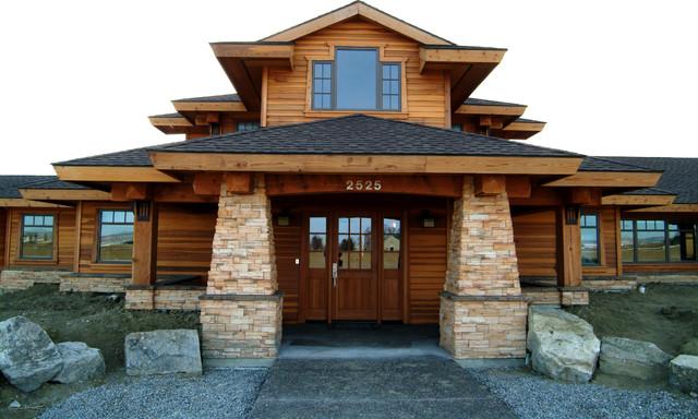Horse Ranch craftsman-exterior
