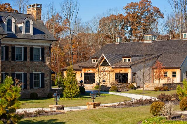 Hosting Plantation traditional-exterior