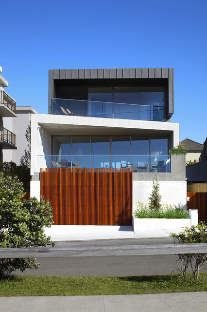 House clovelly ocean st modern exterior