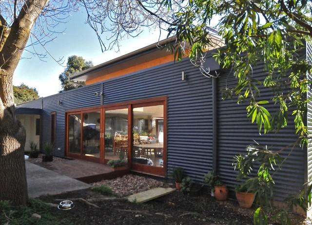 House Conversion Of A Dairy Contemporary Exterior