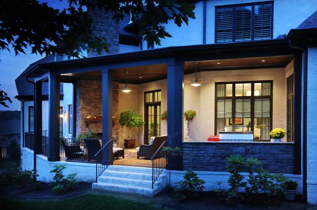 House Exterior - Rear contemporary-exterior