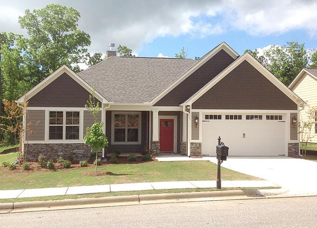 House Exteriors   Traditional   Exterior   Atlanta   By ...