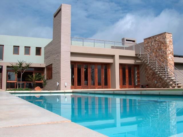 House Hefer, Pretoria, South Africa contemporary-exterior