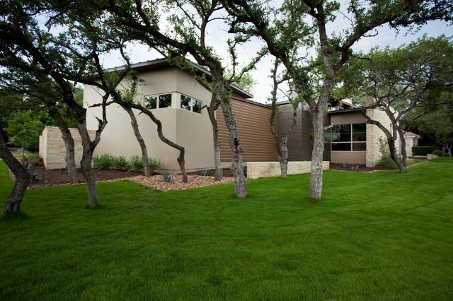 House contemporary-exterior