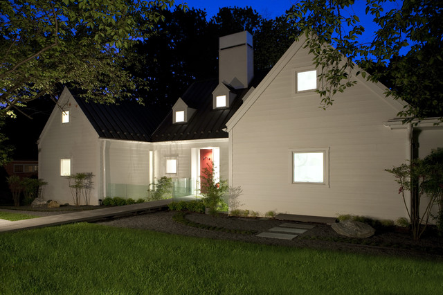 House Of Light Chevy Chase Maryland Home Inspired By