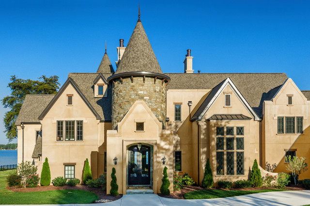 House of turrets for Home plans with turrets