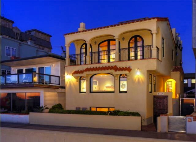 House on the beach mediterranean exterior los for Design consultancy los angeles
