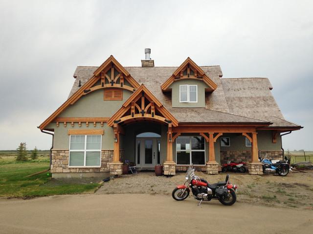 house plan 16812wg comes to life in saskatchewan