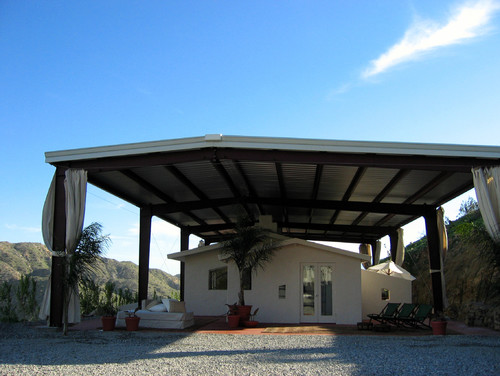 House Port PopUP House: Morongo Valley