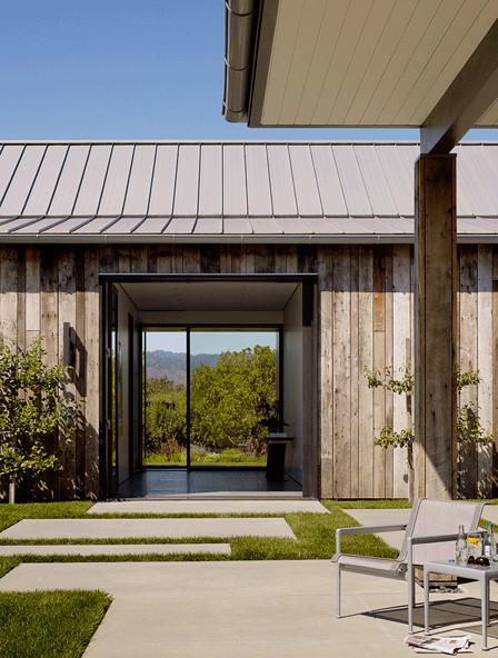 House R contemporary-exterior
