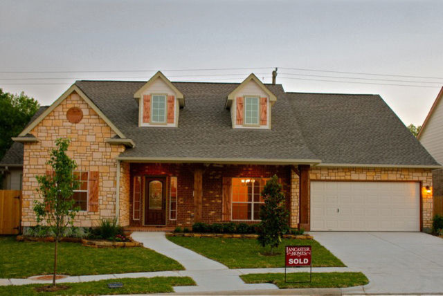 Houston Area Homes traditional-exterior