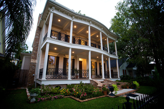 Houston Heights Project 8 traditional-exterior