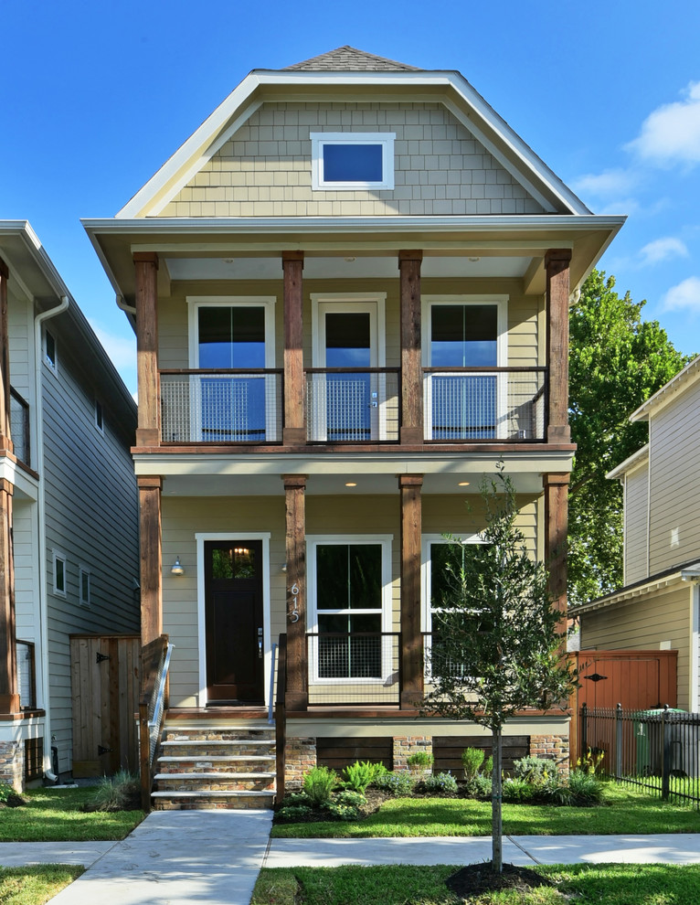 Houston Heights- Urban Townhome