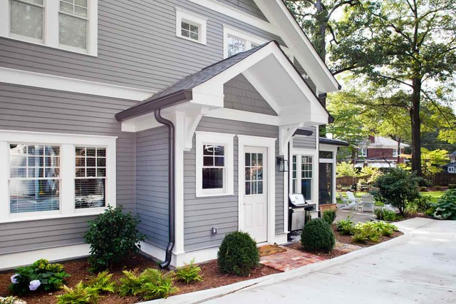 Houzz Tour Whole House Remodeling Suits A Historic Colonial