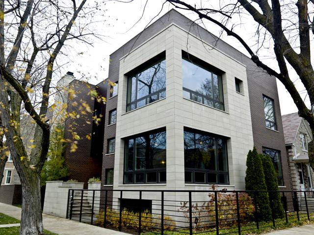 Bucktown Beauty modern-exterior