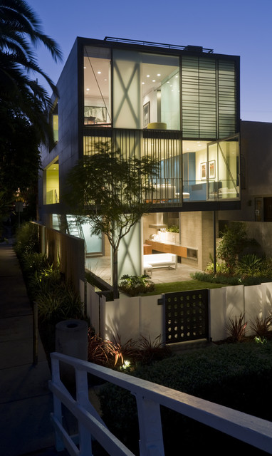 Hover House 3, Glen Irani Architects contemporary-exterior