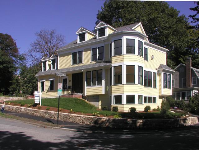 Hresko Associates Inc. traditional-exterior
