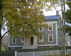 Hudson Valley Farmhouse farmhouse-exterior