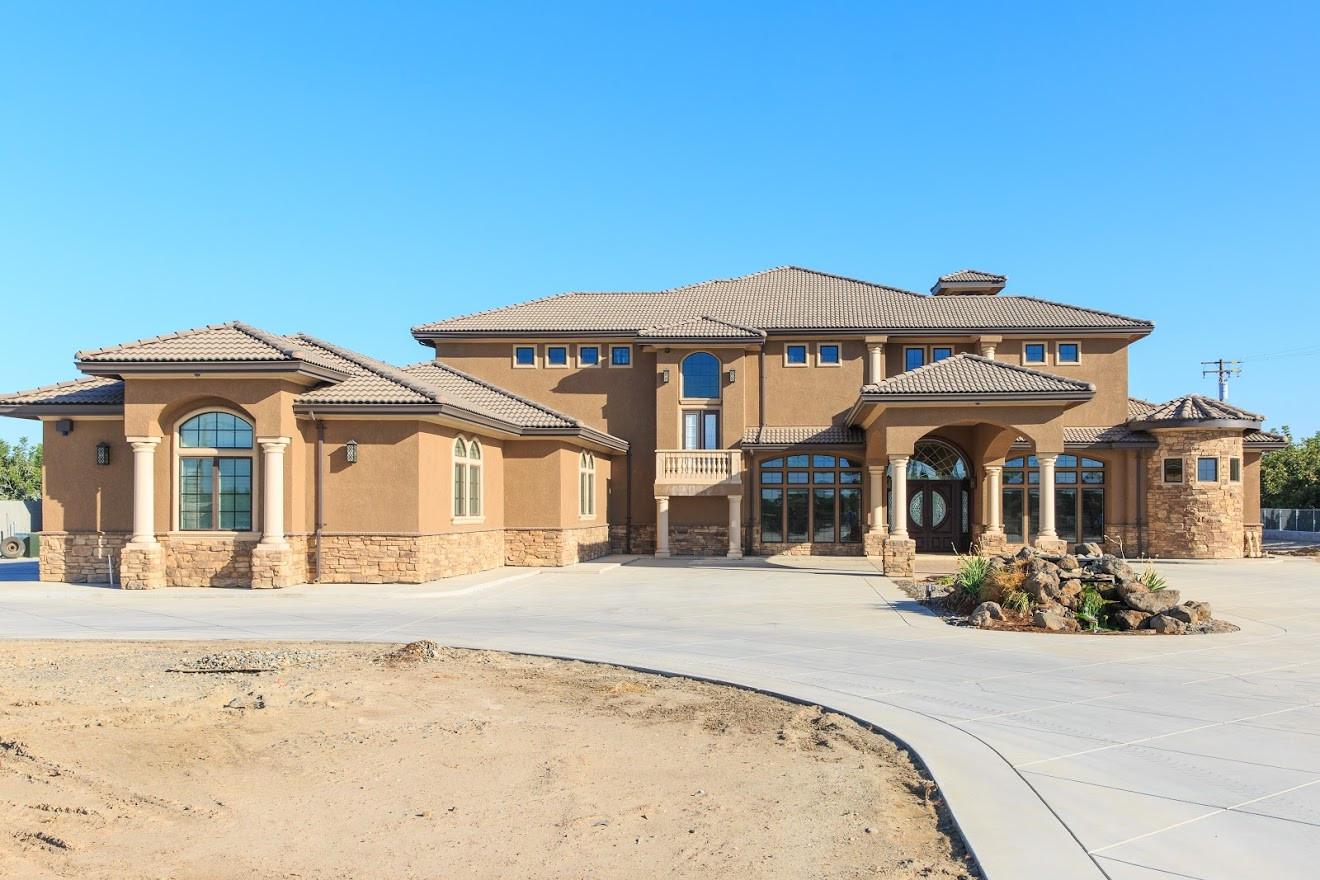 Hughson Custom Home