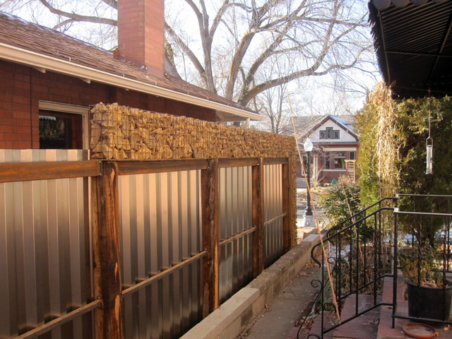 Hull Residence Walls And Fence Contemporary Exterior